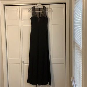 BCBG formal gown. Size 4